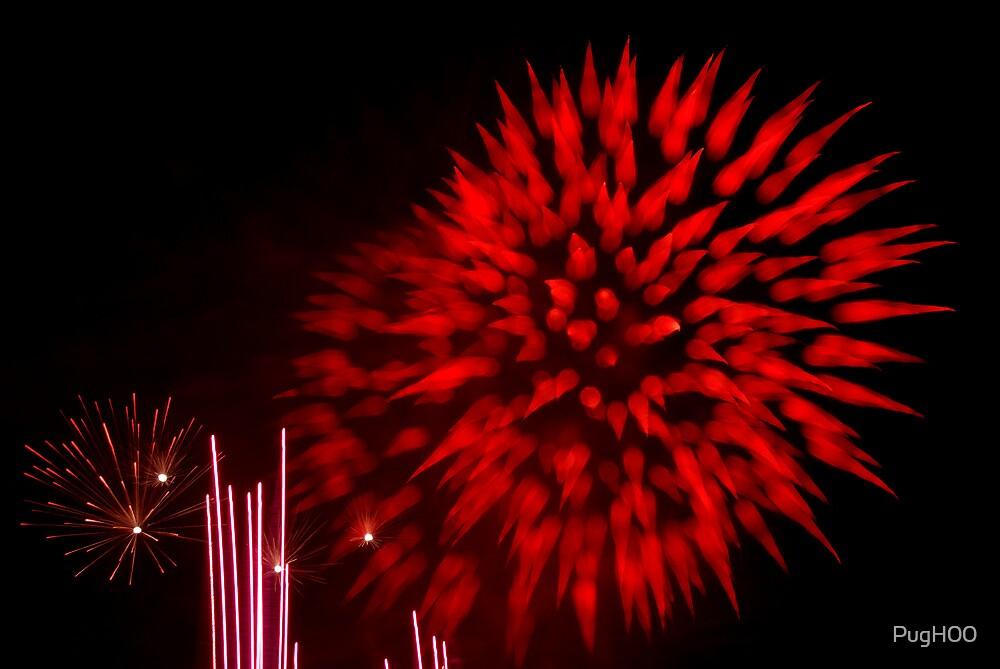 August Fireworks 20xx by PugH00