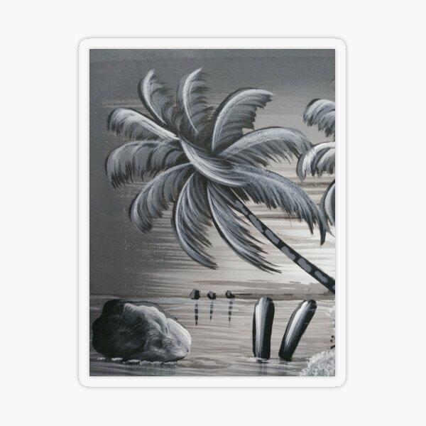 Palm tree #Palm #tree #PalmTree  Transparent Sticker