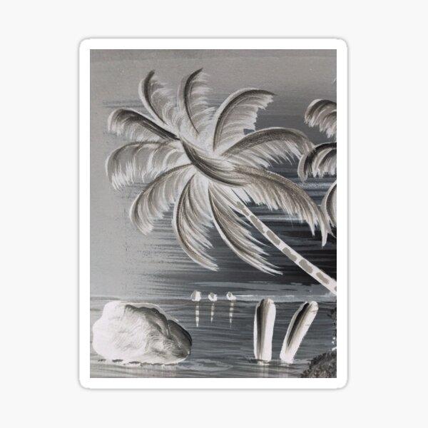 Palm tree #Palm #tree #PalmTree  Sticker