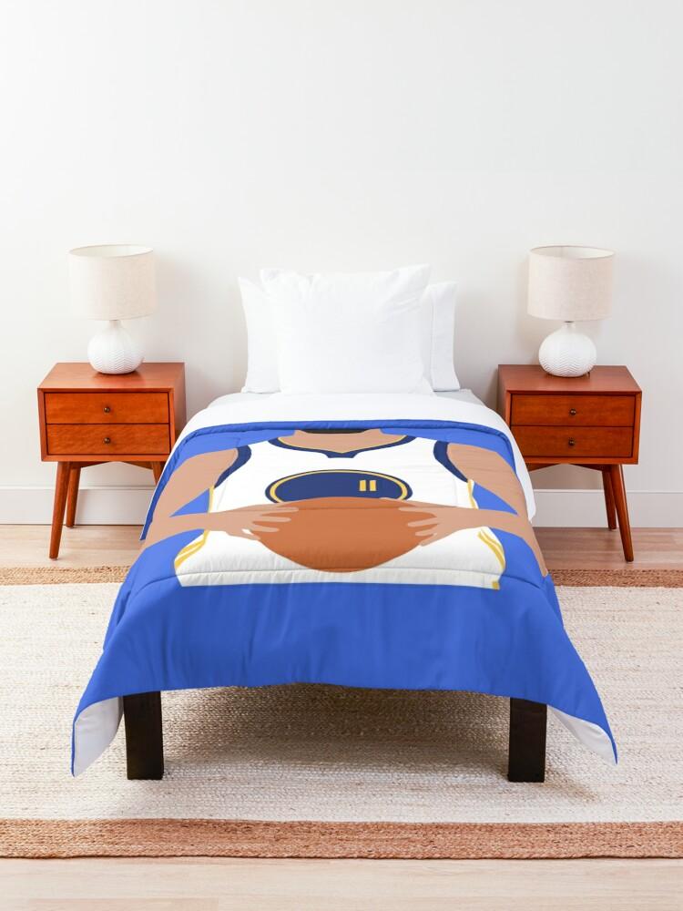 Alternate view of Klay Thompson Warriors Comforter