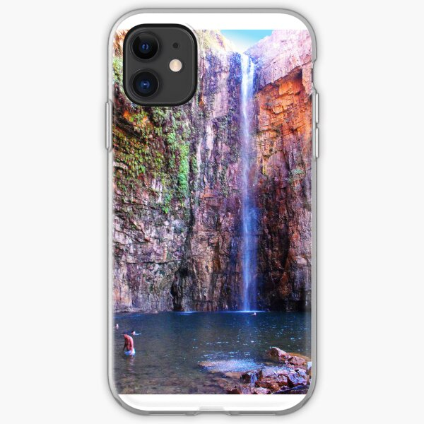 Emma Gorge, Western Australia iPhone Soft Case