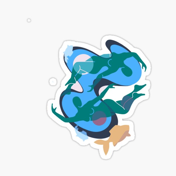 Floatting Sticker