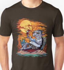 Vampire At The Beach  Unisex T-Shirt