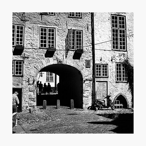 Zviedru vārti | Swedish gates Photographic Print