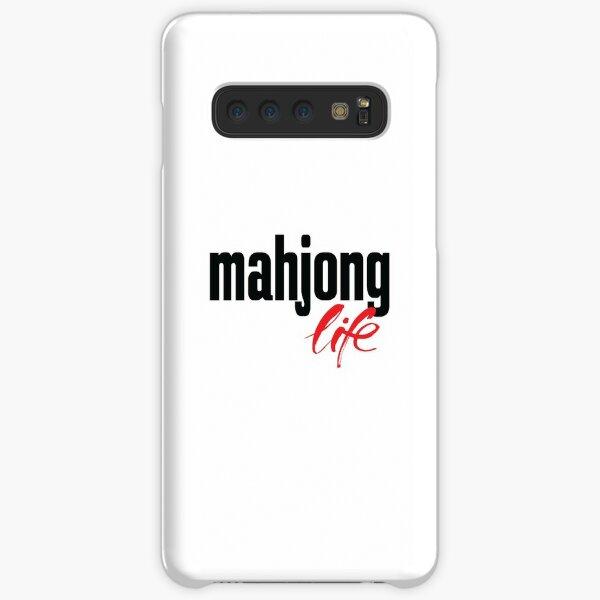 Mahjong Life Samsung Galaxy Snap Case