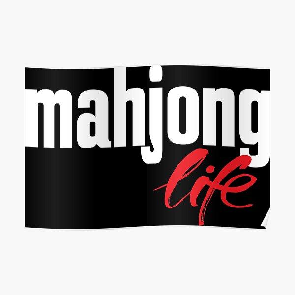 Mahjong Life Poster
