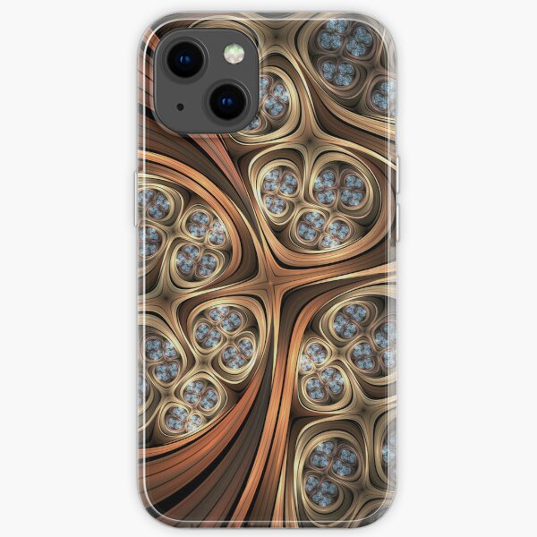 floral jewelry ~ iphone case iPhone Soft Case