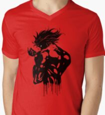 Shadow DIO Men's V-Neck T-Shirt