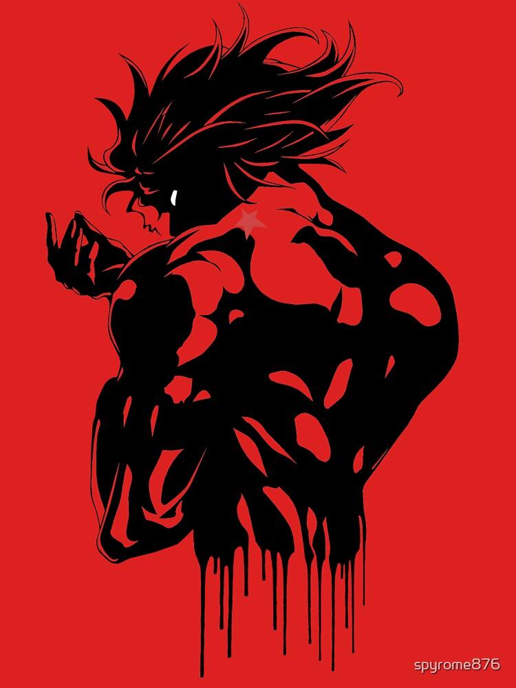 Shadow DIO by spyrome876