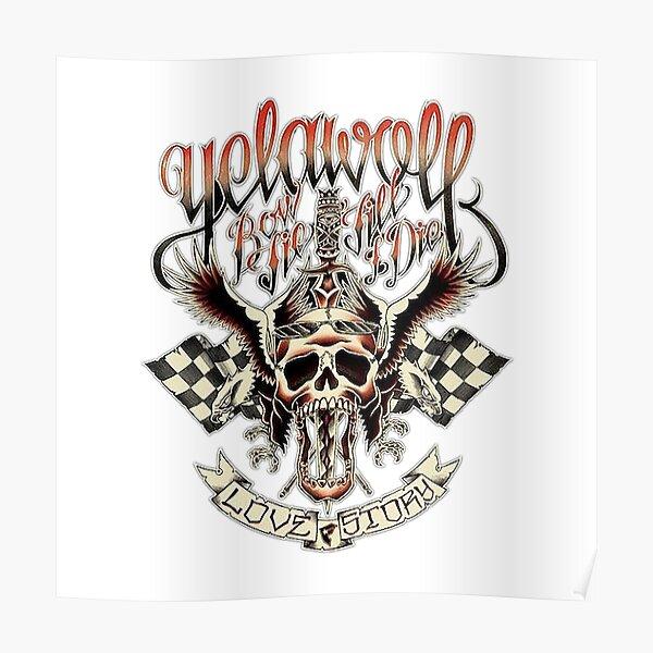 Yelawolf Posters