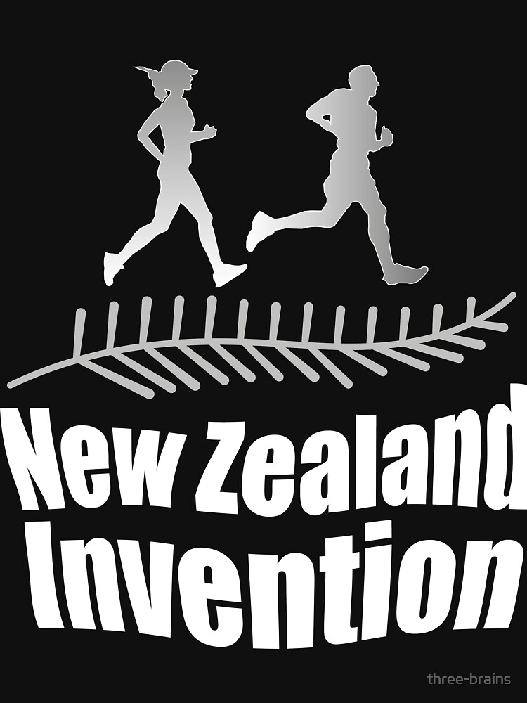 New Zealand Invention - Jogging by three-brains