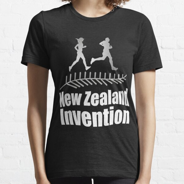 New Zealand Invention - Jogging Essential T-Shirt