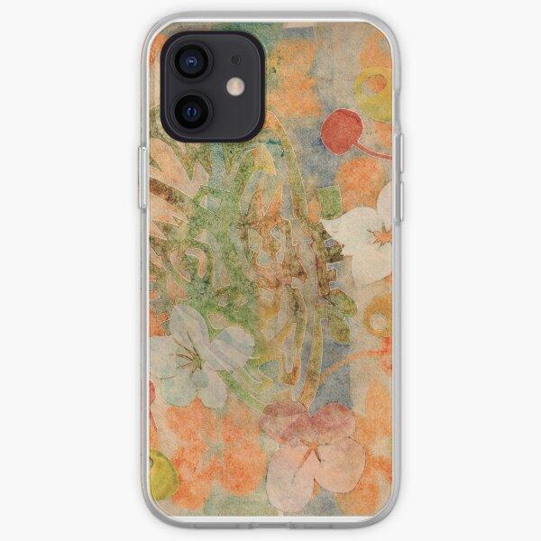 Tiki Flower iPhone Soft Case