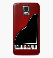 Piano iPhone Case Case/Skin for Samsung Galaxy