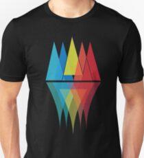 Mountain Reflections Unisex T-Shirt