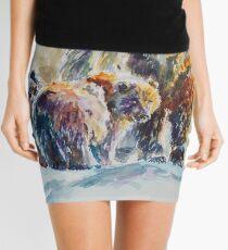 Ice Bears Mini Skirt