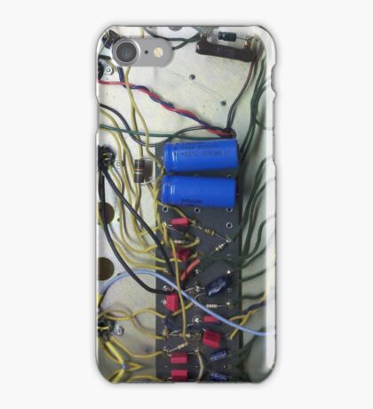 Wired Up iPhone Case/Skin
