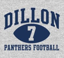 Dillon Panthers Football #7