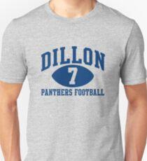 Camiseta unisex Dillon Panthers Football # 7