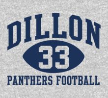 Dillon Panthers Football #33