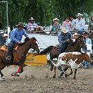 Moruya Rodeo New Years Day 2010 by TonySlattery