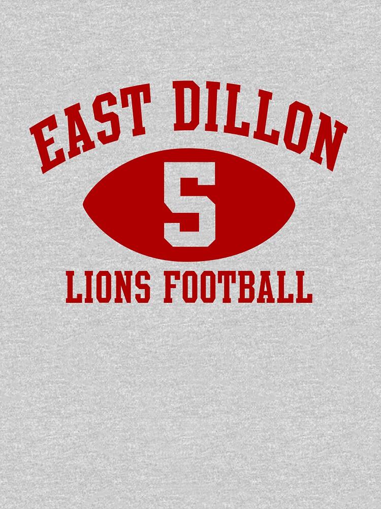 East Dillon Lions #5 | Unisex T-Shirt
