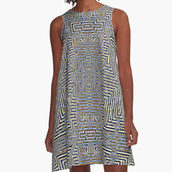 Motif, Visual Arts A-Line Dress