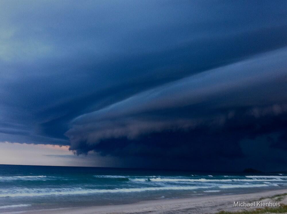 Nature's Fury by Michael Kienhuis