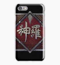 ShinRa Electric Power Company - Industrial Logo - Final Fantasy 7 iPhone Case/Skin