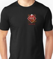 ShinRa Electric Power Company - Staff - Final Fantasy 7 Unisex T-Shirt