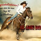 Banner, Top Ten Winner, All About Rodeos by grannyshot