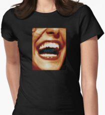 Laughter Oxygenates Your Soul Women's Fitted T-Shirt
