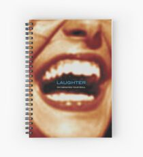 Laughter Oxygenates Your Soul Spiral Notebook