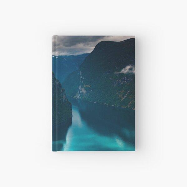 Geirangerfjord – Norway Hardcover Journal