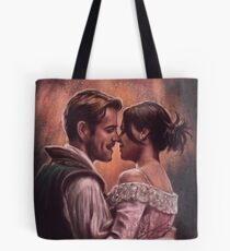 It's Like A Story Of Love Tote Bag