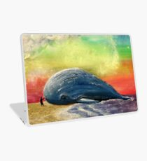 Beached Whale Laptop Skin