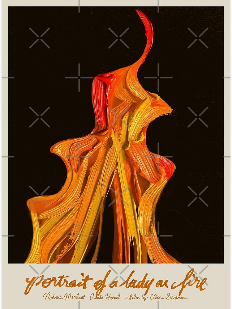 portrait of a lady on fire  by trendira
