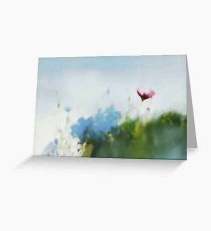 Sunny Sonja Greeting Card