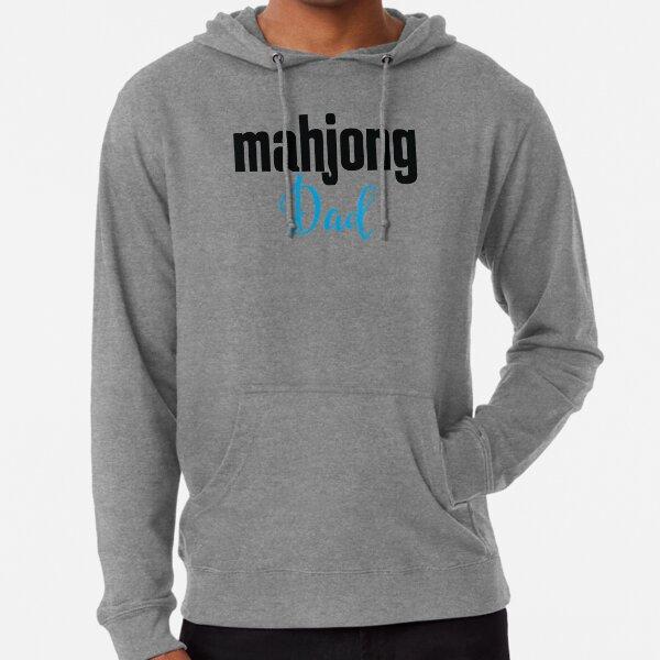 Mahjong Dad Lightweight Hoodie