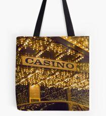 Casino Limo Tote Bag