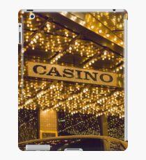 Casino Limo iPad Case/Skin