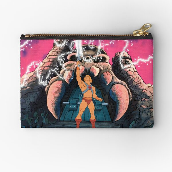 He-man Transform Tribute Zipper Pouch