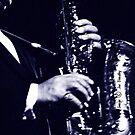Big Band Sax by © Joe  Beasley IPA