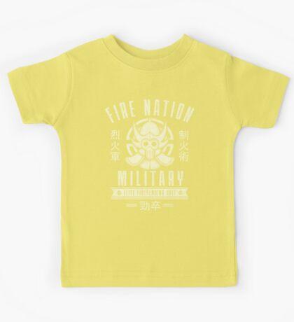 Avatar Fire Nation Kids Clothes