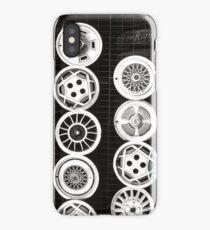 Hubcaps iPhone Case/Skin