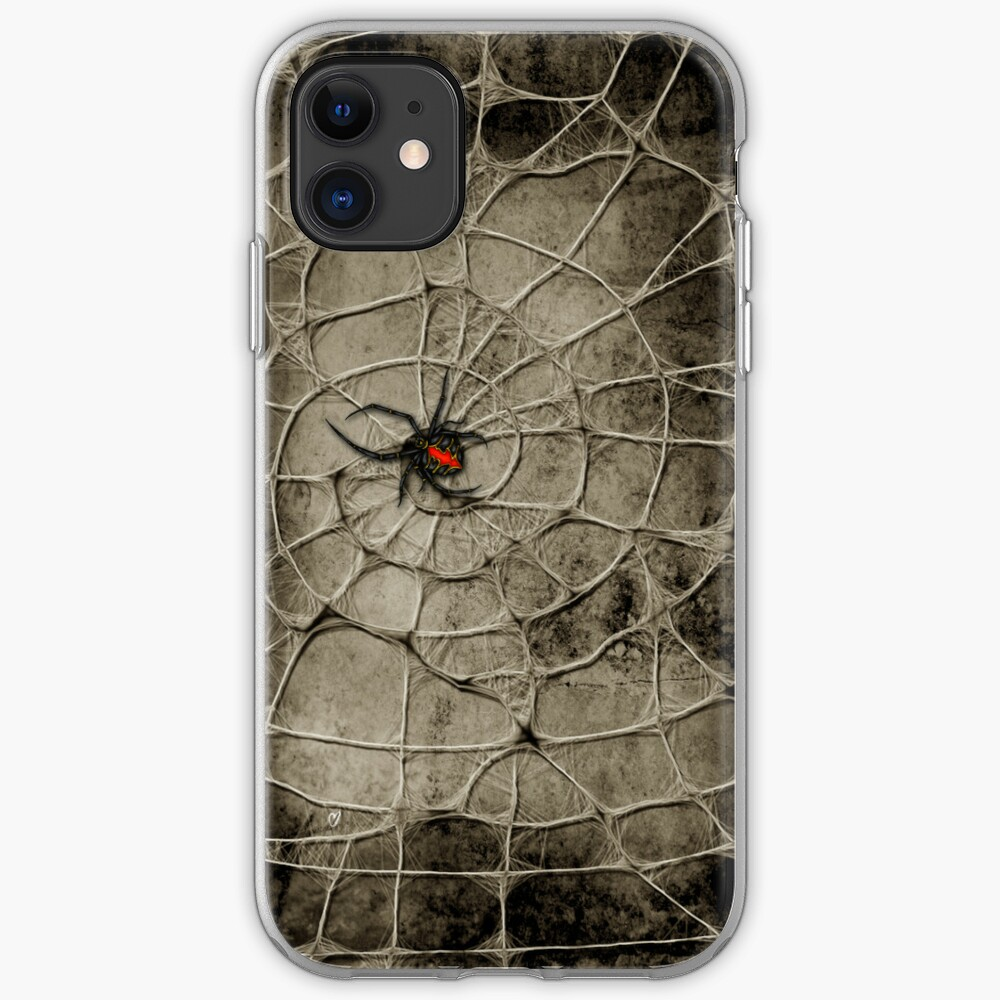 Spider - iPhone Case iPhone Case & Cover