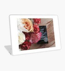 Flower Book Laptop Skin