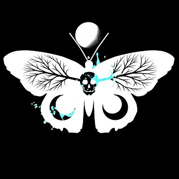 Death Moth Inverted by loki13outlaw