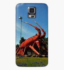 Big Lobster - Kingston S.E. Hülle & Klebefolie für Samsung Galaxy