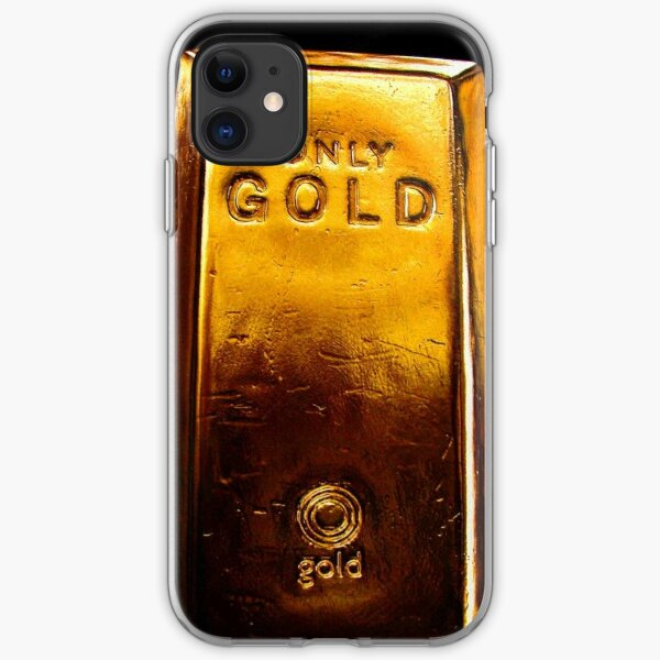 It's just gold!!! © iPhone Soft Case